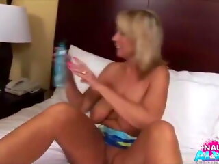 blonde amateur