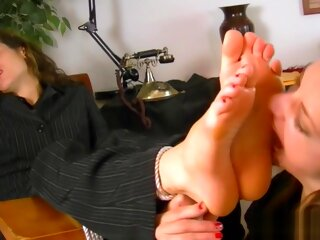 foot passionate
